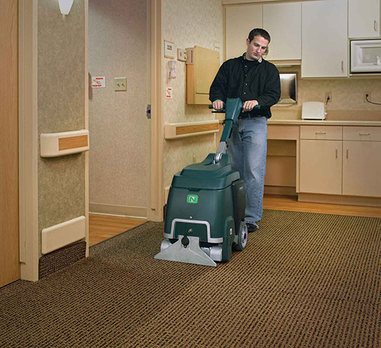 Speed EX Compact Low-Profile Carpet Extractor alt 2