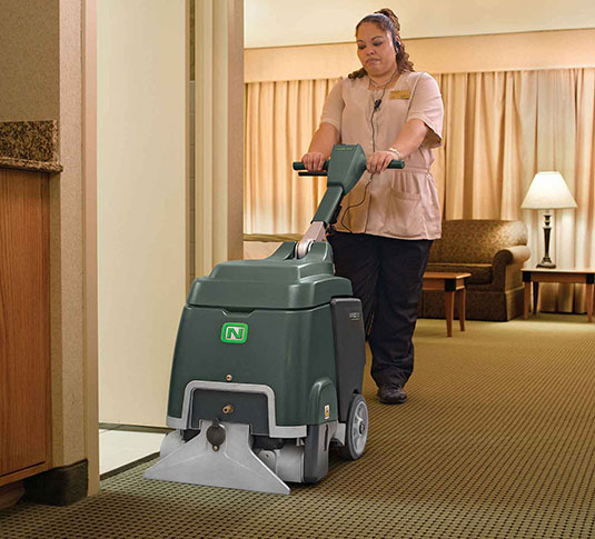 Speed EX Compact Low-Profile Carpet Extractor alt 3