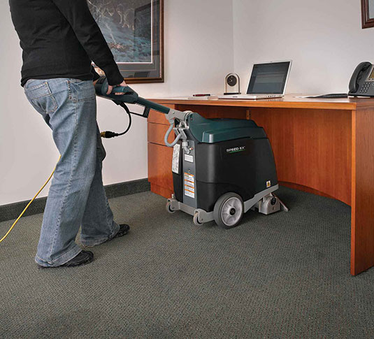 Speed EX Compact Low-Profile Carpet Extractor alt 13