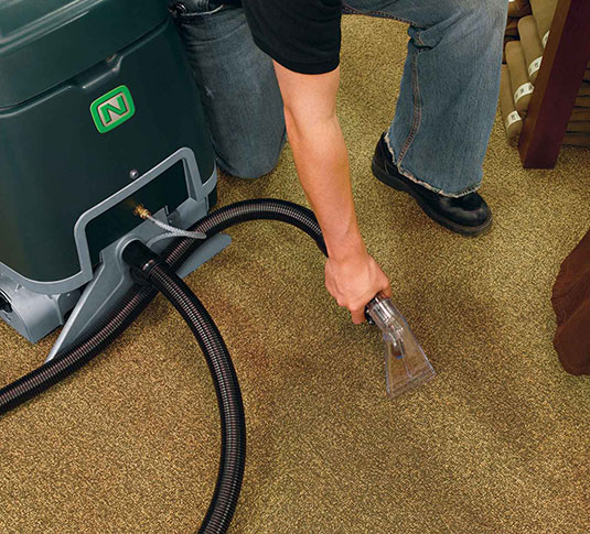 Speed Ex Compact Low Profile Carpet Extractor Nobles