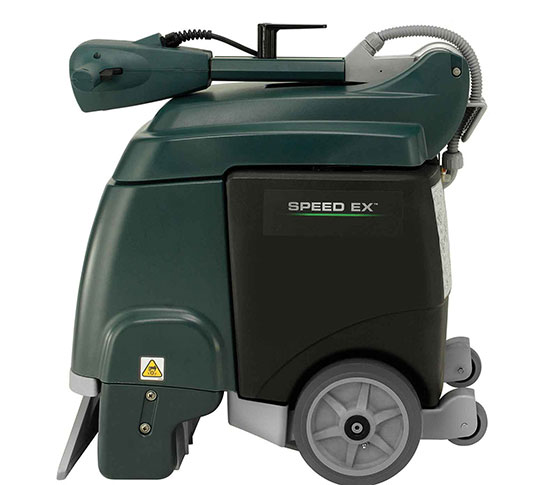 Speed EX Compact Low-Profile Carpet Extractor alt 4