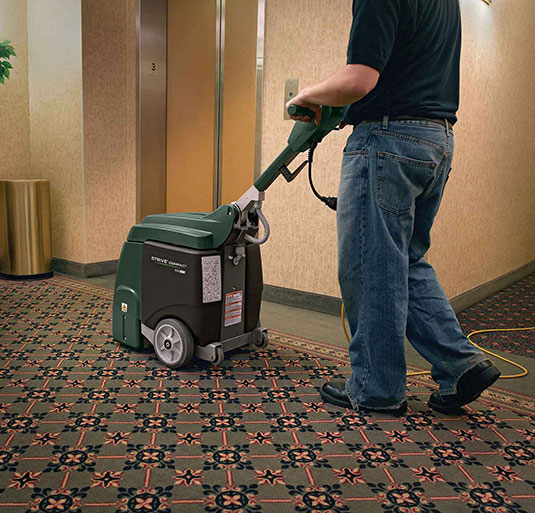 Strive Compact Compact Rapid Drying Carpet Extractor alt 2