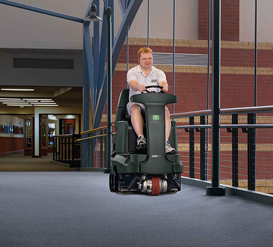 Strive Rider Dual-Technology Rider Carpet Extractor alt 9