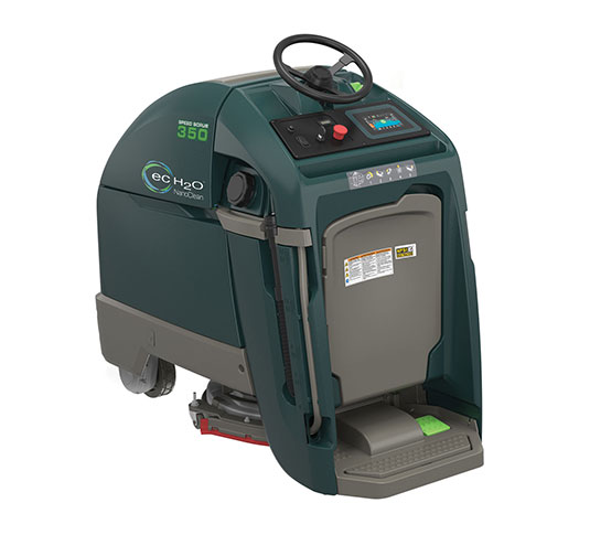 Speed Scrub 350 Stand-On Scrubber alt 3