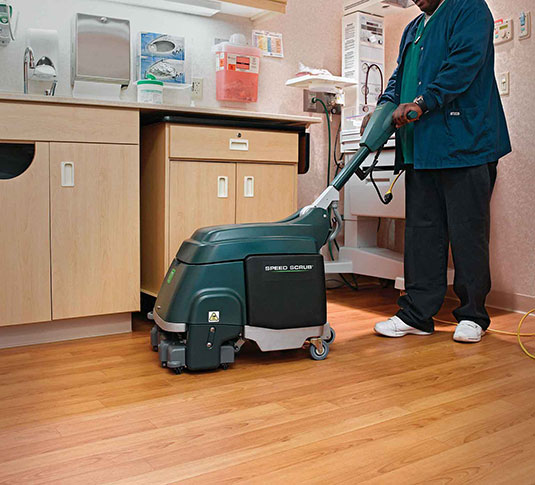 Speed Scrub 15 Walk-Behind Micro Scrubber alt 4