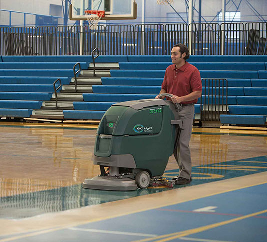 Speed Scrub 300 High Performance Walk-Behind Scrubber alt 5