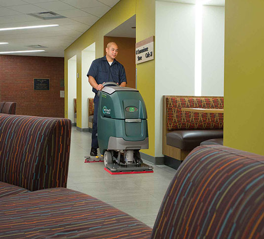 Speed Scrub 300 High Performance Walk-Behind Scrubber alt 6