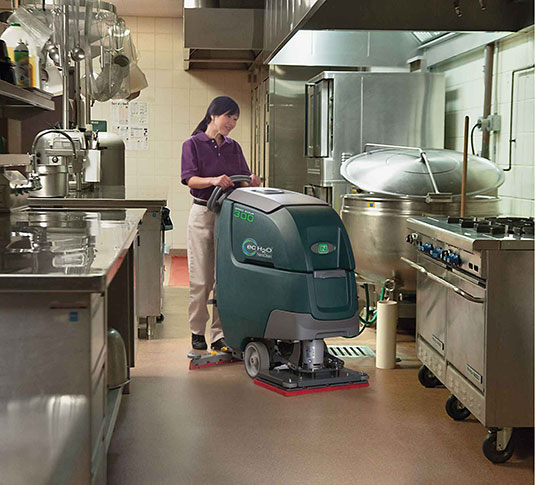 Speed Scrub 300 High Performance Walk-Behind Scrubber alt 16
