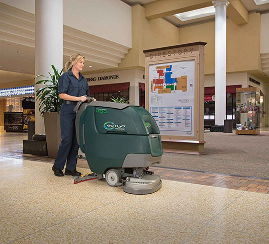 Speed Scrub 300 High Performance Walk-Behind Scrubber alt 9