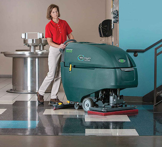 Nobles Speed Scrub 500 Orbital - Vinyl Composition Tile VCT