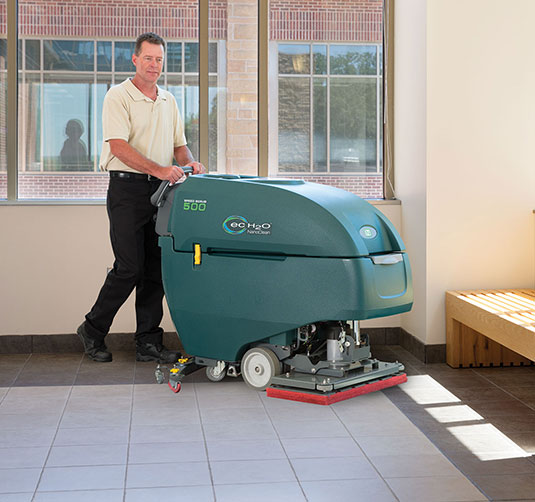 Speed Scrub 500 Walk-Behind Scrubber alt 2