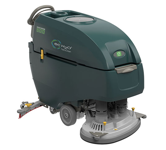 Speed Scrub 500 Walk-Behind Scrubber alt 1