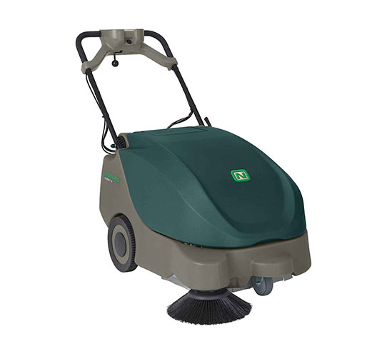 Scout 5 Compact Battery Walk-Behind Sweeper alt 1