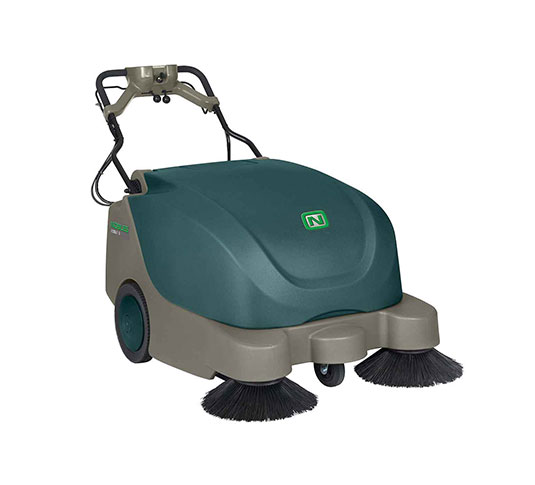 Scout 9 Large Battery Walk-Behind Sweeper alt 1