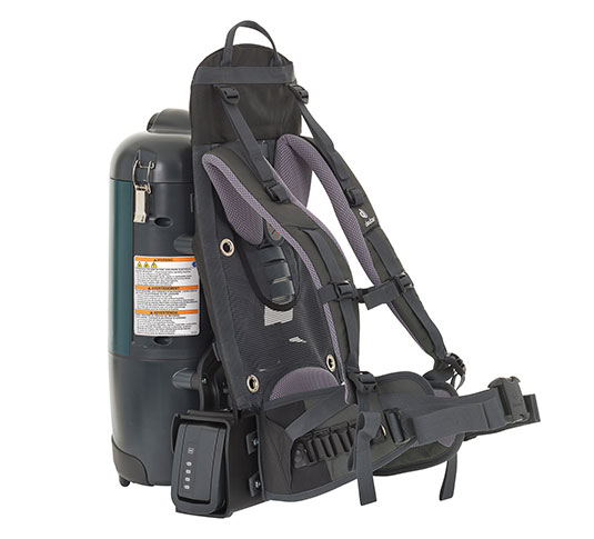Aspen-6B with Deuter Hiking Harness