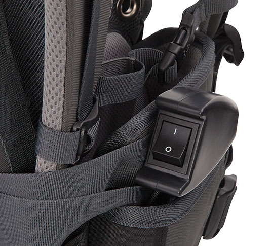 Aspen-6 / Aspen-6B Backpack Vacuums alt 17
