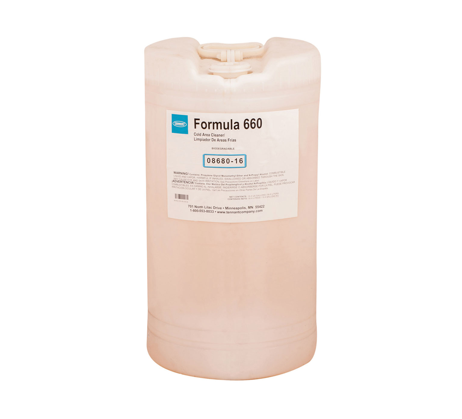 08680-16 Cold Area Cleaner – 15 gallon alt 1