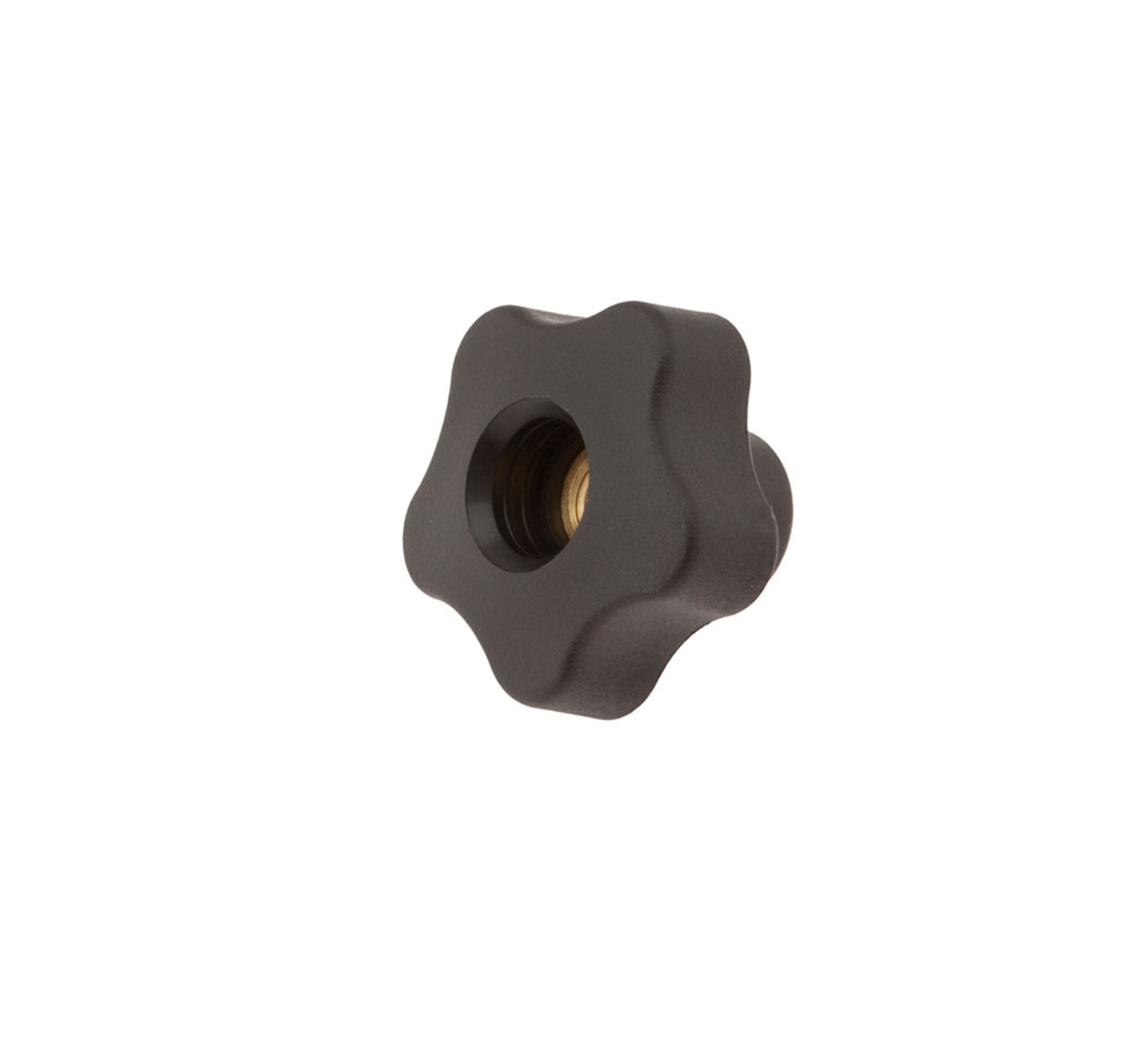 1011094 Polypropylene Star Knob - 1.5 x 1.07 in alt 1