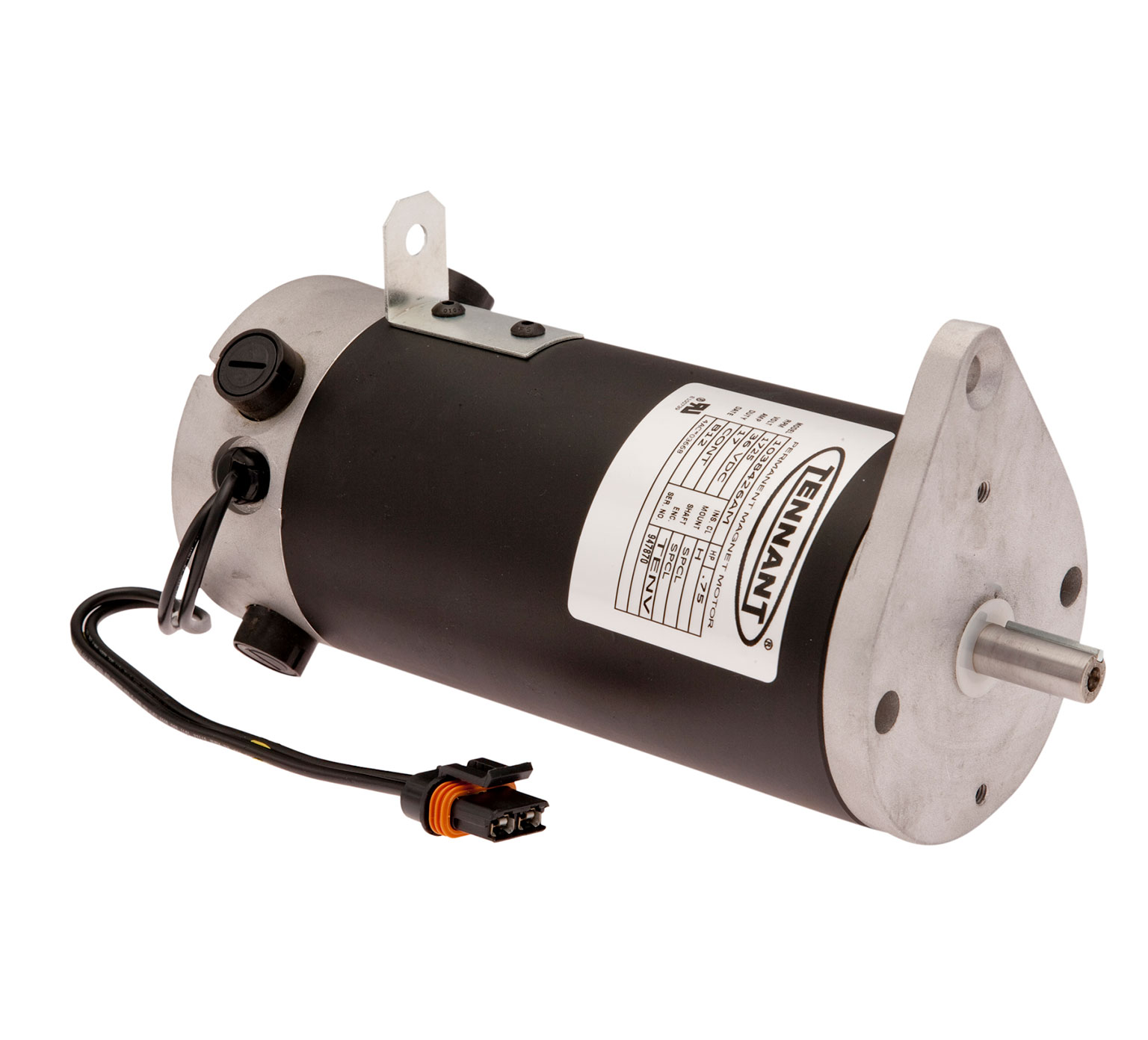 1038426AM Electric Motor -.75 HP 36  Volt alt 1