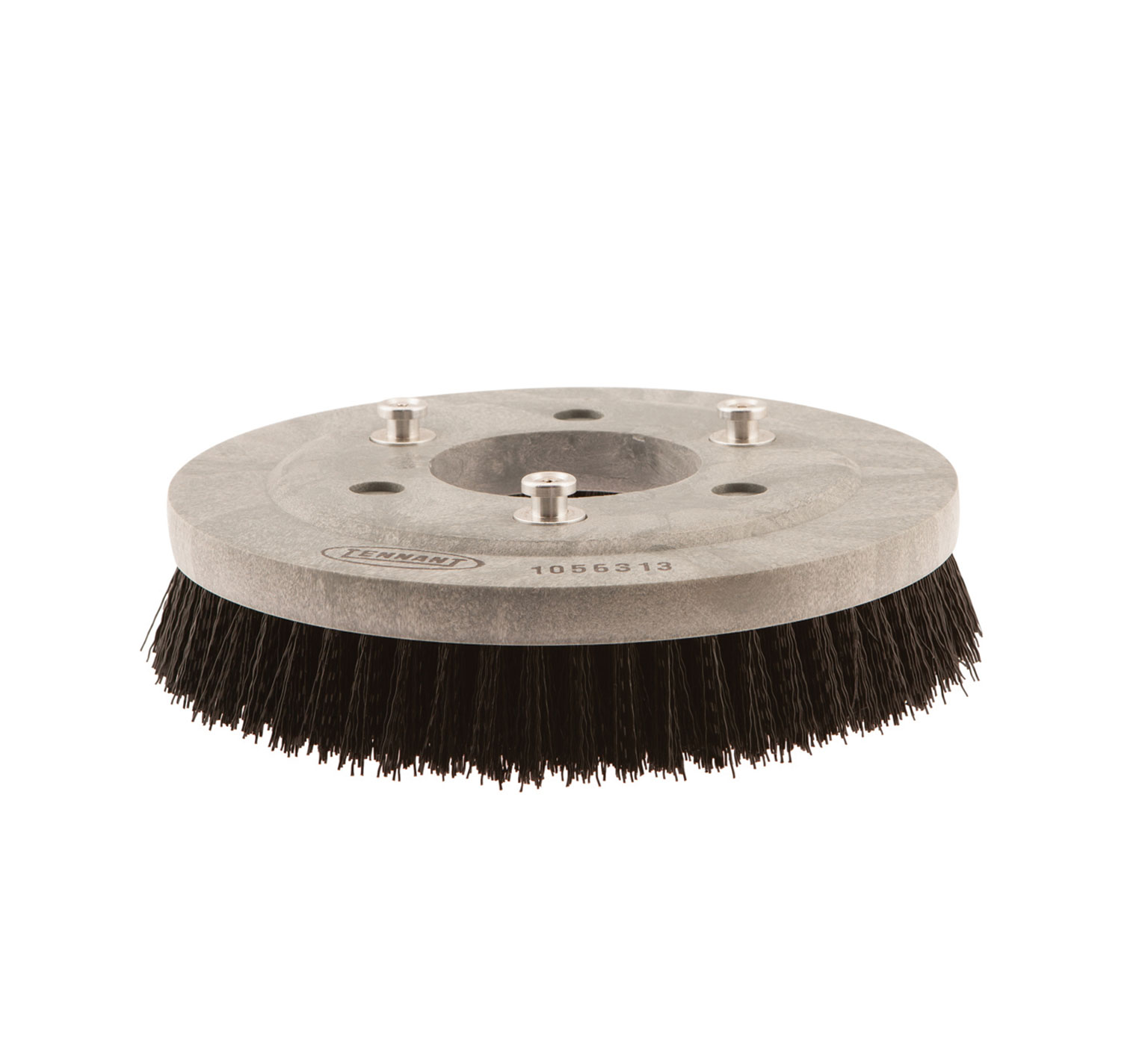 1056313 Polypropylene Disk Scrub Brush Assembly – 12 in / 304.8 mm alt 1