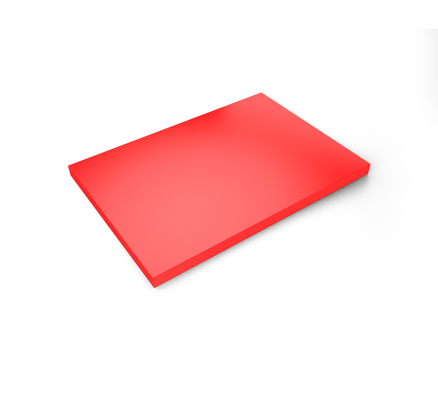 1205513 3M Red Buffing Pad – 20 x 14 in / 508 x 356 mm alt 1