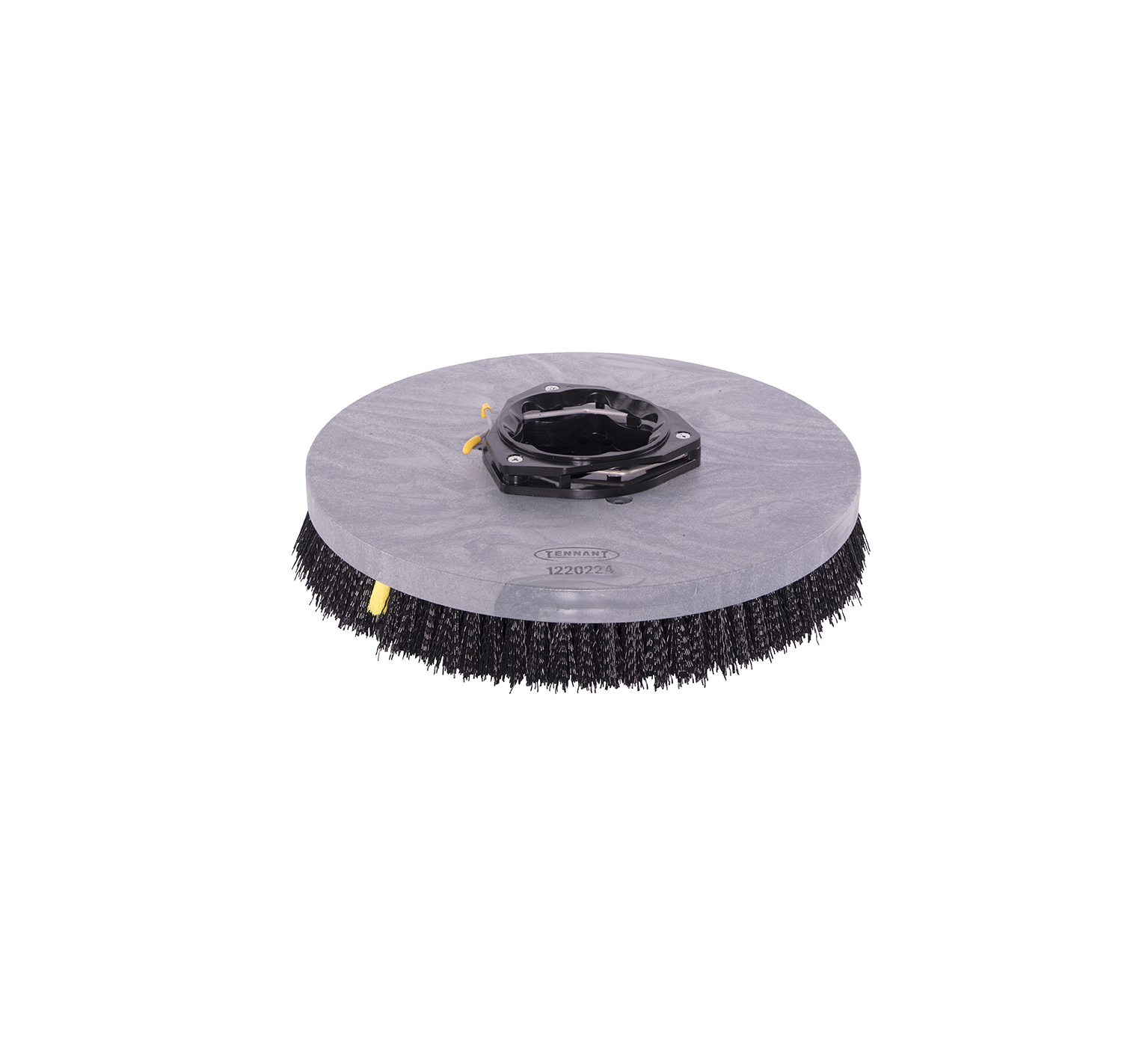 1220224 Polypropylene Disk Scrub Brush Assembly – 16 in / 406 mm alt 1