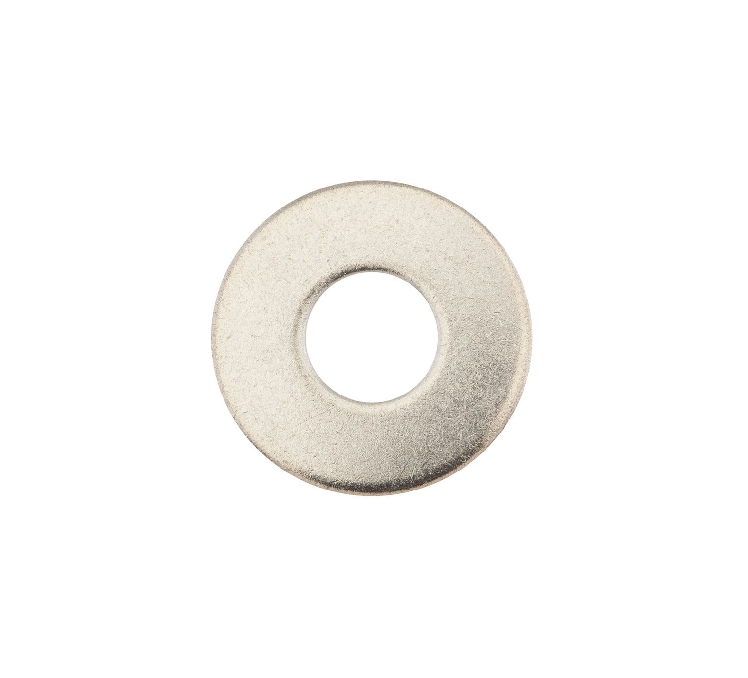 140045 Stainless Steel Flat Washer - 1.25 OD x 0.55 ID x 0.06 in alt 1