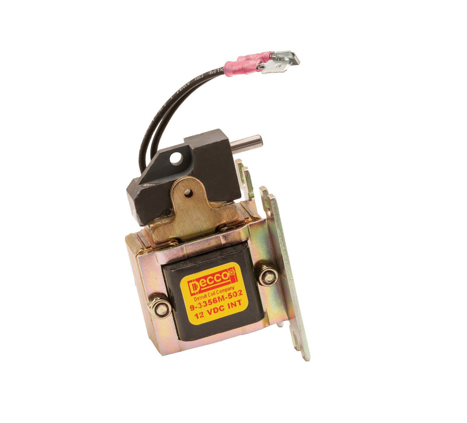 379890 12 Volt Solenoid Assembly alt 1