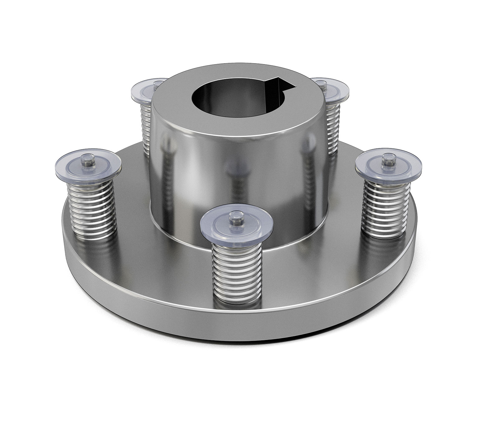 54087 Wheel Hub Assembly alt 1
