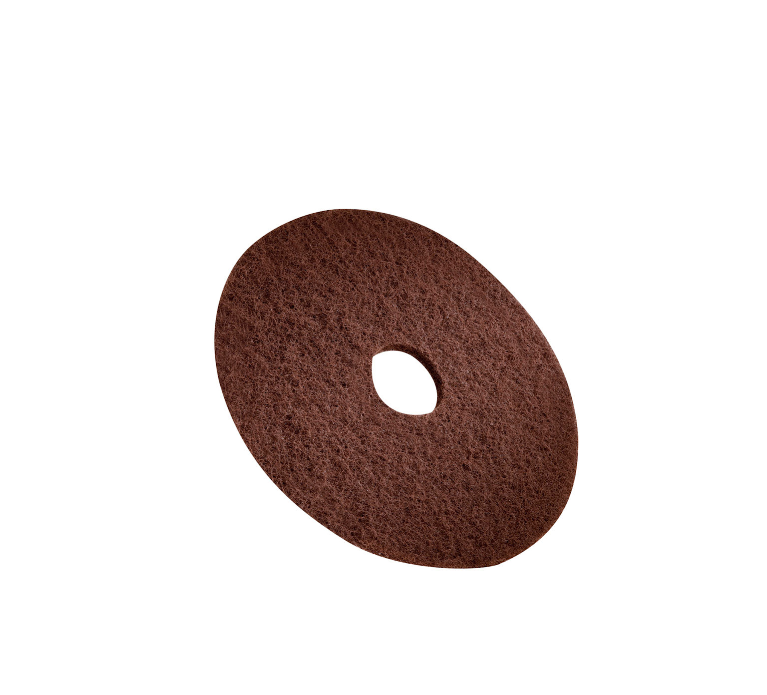 63248-1 3M Brown Stripping Pad – 16 in / 406 mm alt 1