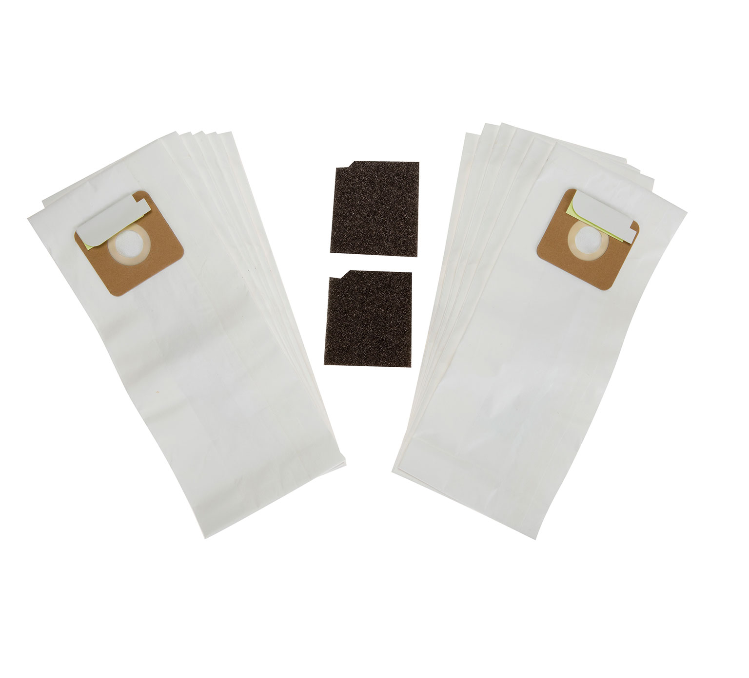 9007744 Paper/Ply Vacuum Bag (12 Bags, 2 Filters) alt 1