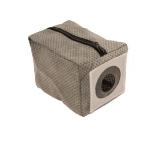 1000617 Sacs filtrants antipoussière en tissu – 4,5 x 6,9 / 114 x 175mm alt