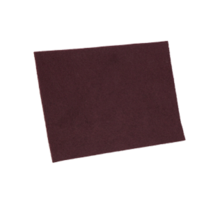 1205515 3M Maroon Stripping Pad 20 x 14 in / 508 x 356 mm alt