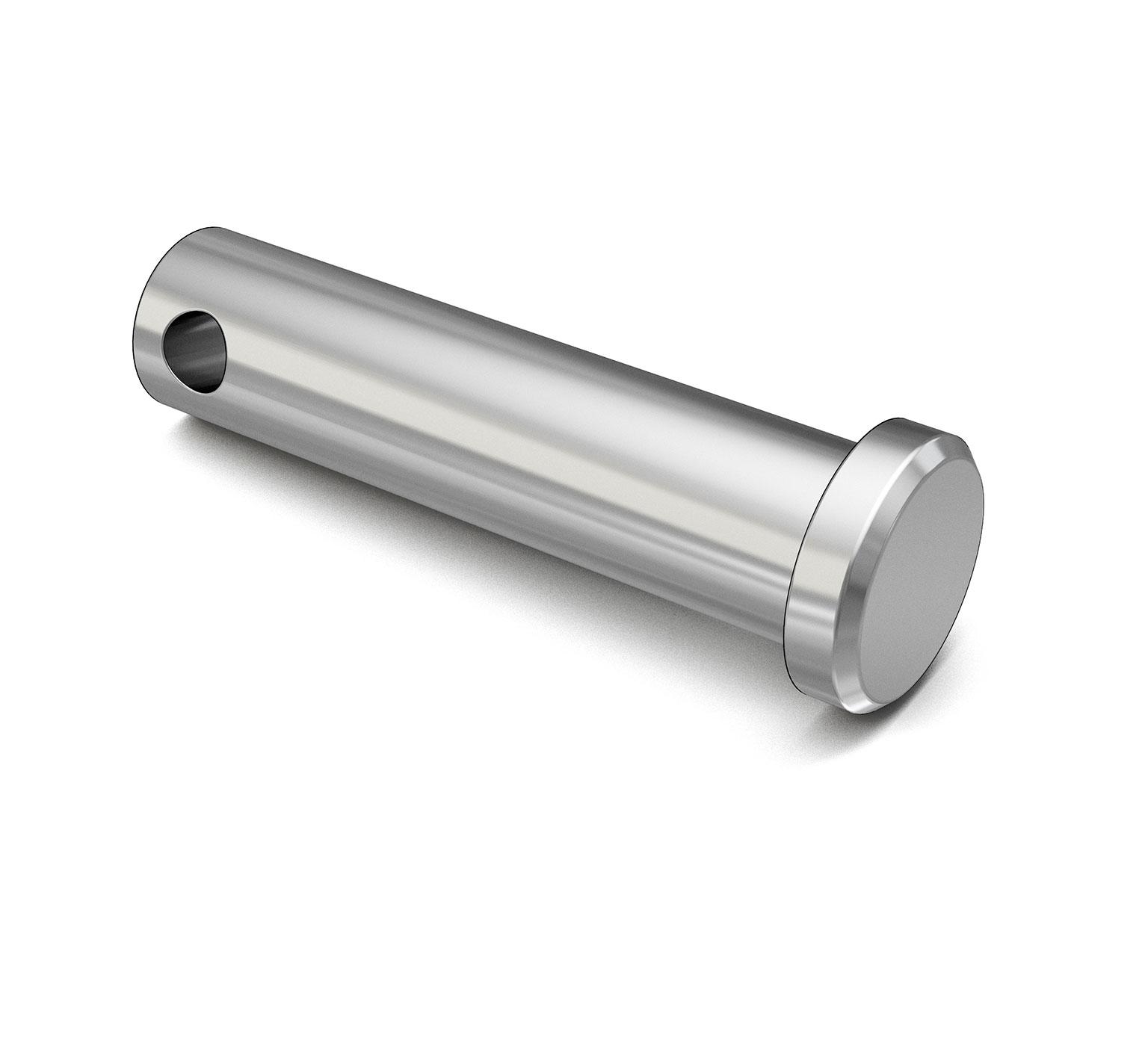 29558 Steel Clevis Pin - 1.625 x 0.5 in alt 1