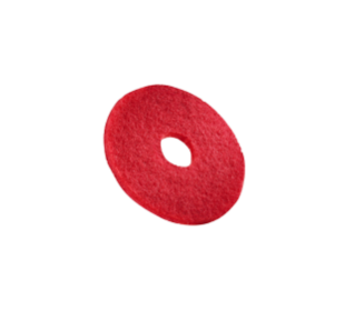 89048 Tampon de lustrage rouge 3M – 13 po / 330 mm alt