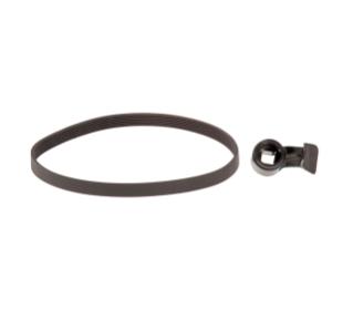 9004283 Trousse de courroie serpentine avec outil de montage - 0,44po alt