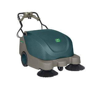 Scout 9 Large Battery Walk-Behind Sweeper alt
