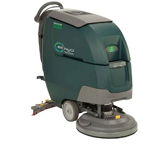 Speed Scrub 300 High Performance Walk-Behind Scrubber alt