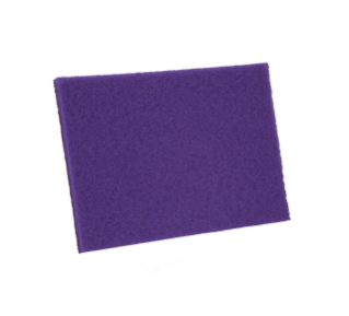 1073757 Purple Polish Pad – 20 x 14 in alt