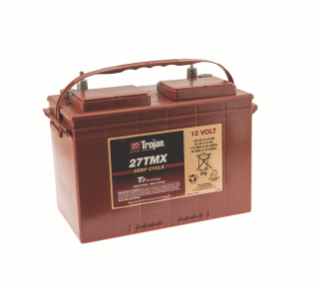 578426 12 Volt Wet Trojan Battery alt