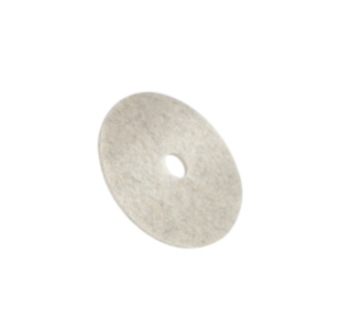 611788 3M White Burnishing Pad – 20 in / 508 mm alt