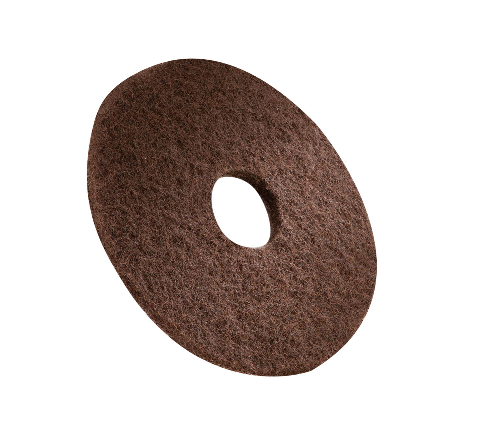 3m Brown Stripping Pad 13 In 330 Mm 89046