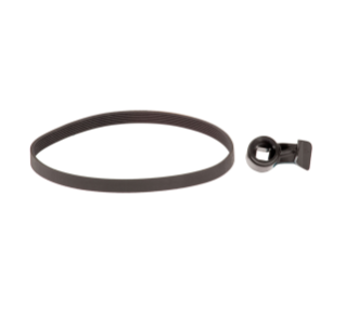 9004283 Serpentine Belt Kit with Installation Tool - 0.44 in alt